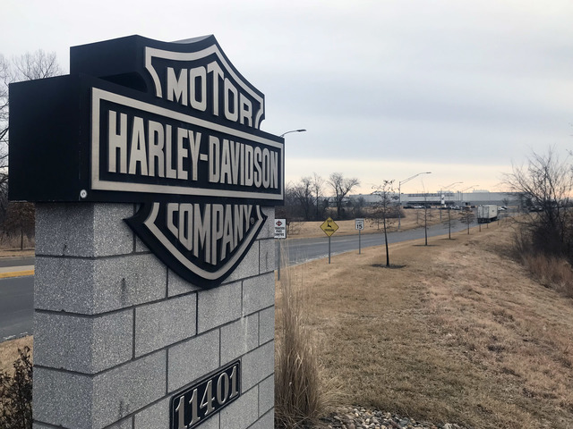 Harley to close Kansas City plant