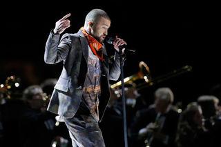 PHOTOS: Justin Timberlake's Halftime Show