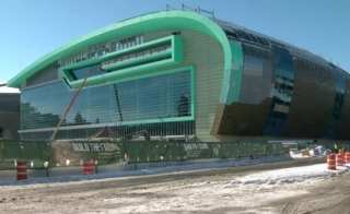 Fiserv denies Bucks arena naming rights report