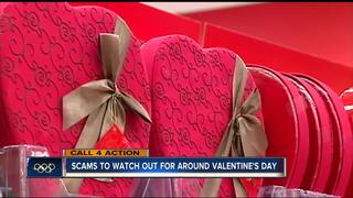 Tips to avoid scams around Valentine's Day
