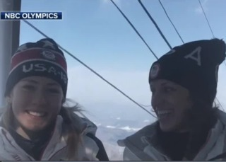 WI native has top role with Shiffrin at Olympics