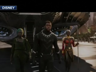 Students learn message from 'Black Panther'