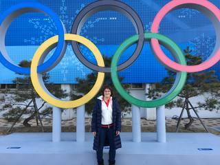 PHOTOS: Olympics through Bonnie Blair's eyes