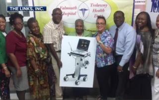 A lifesaving gift from Milwaukee to Jamaica
