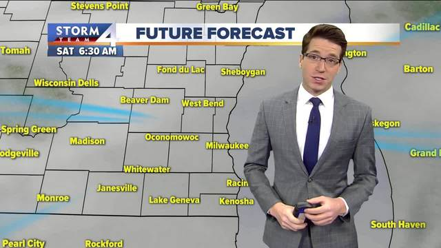Light Snow This Afternoon