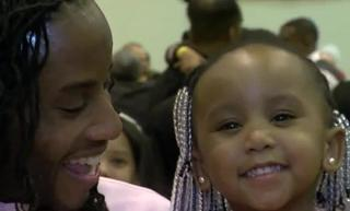 Milwaukee dads take daughters to special dance