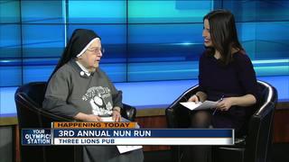 NO Run/Walk event with Nuns