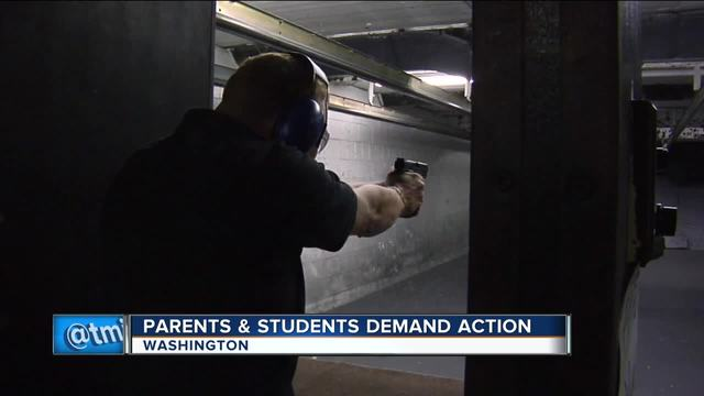 Trump proposes arming up to 40% of U.S. teachers