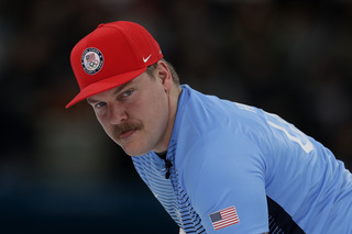 Matt Hamilton forms mustache militia