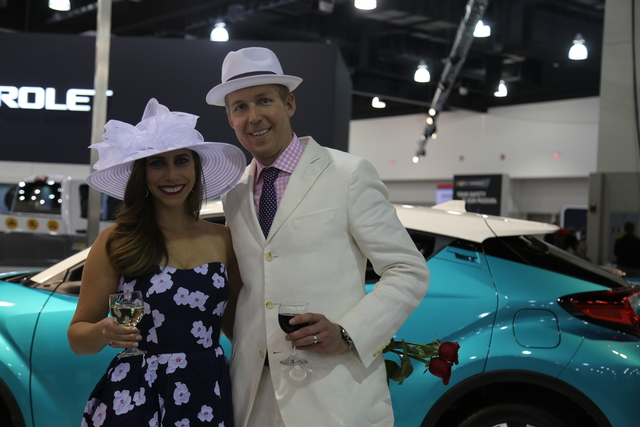 The Milwaukee Auto Show Gala Horsepower And Hats Gallery - Car show milwaukee 2018