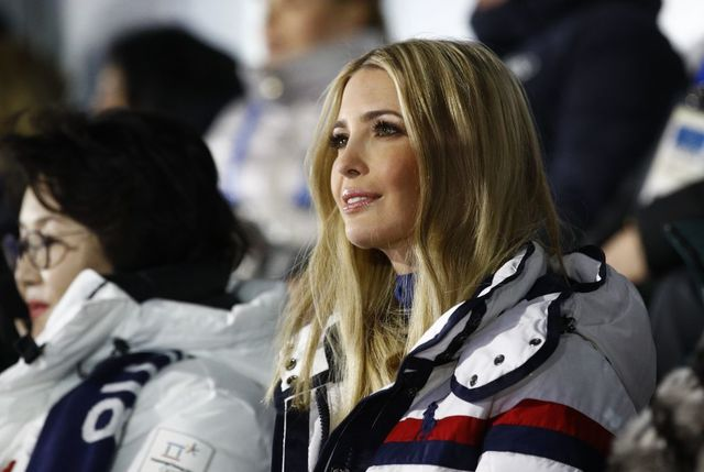 Ivanka Trump calls question on father's alleged sexual misconduct 'inappropriate'