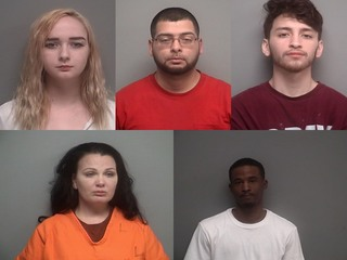 16 suspects arrested, Walworth Co. drug bust