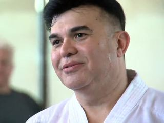 MKE man trains to compete in karate for Olympics