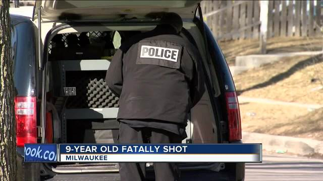 Milwaukee Police: 9-year-old girl was accidentally shot by brother, parents arrested
