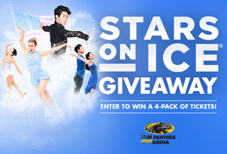 Stars on Ice 4-pack ticket giveaway