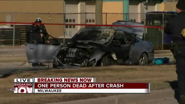 Car Accident I  Milwaukee Saturday
