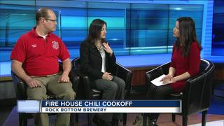Chili Cook Off to protect our bravest March 24