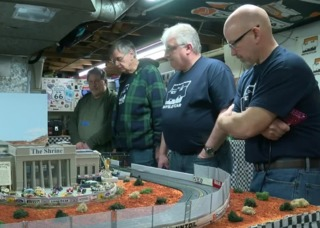 'Tosa group celebrates 25 years of slot racing