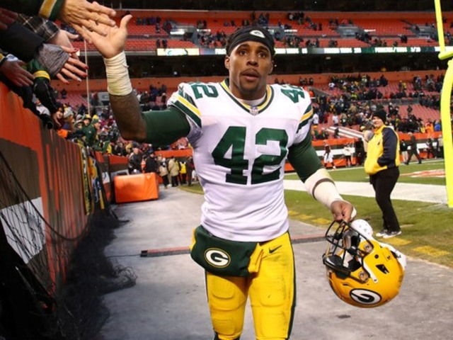 Former Packers DB Morgan Burnett signing with Steelers