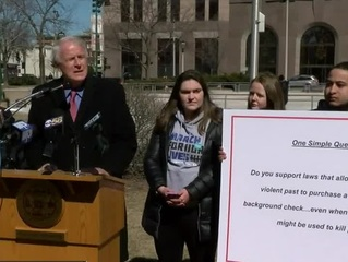 MKE students press lawmakers for gun control