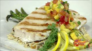 A Fish Dish Full of Flavor