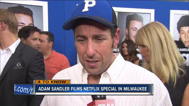 Adam Sandler, Jennifer Aniston Team for Netflix's Murder Mystery