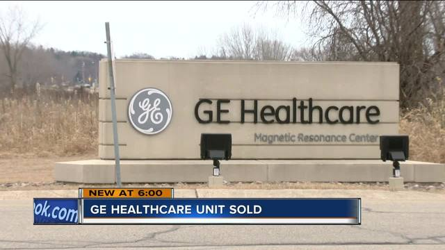 GE Healthcare sells HIT lines to Veritas Capital for $1.05B