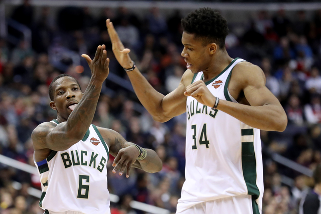Bucks 106, Celtics 102: Antetokounmpo leads way with 29 points
