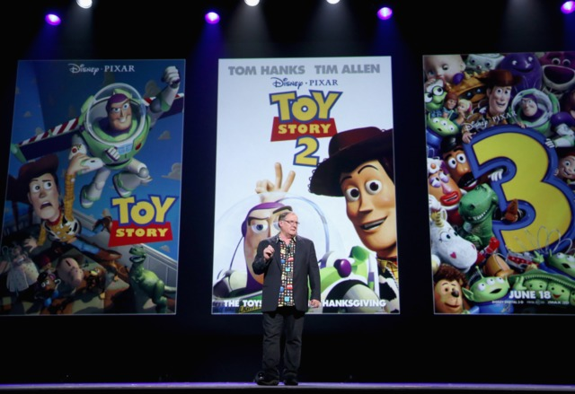 Toy Story 4 has a release date