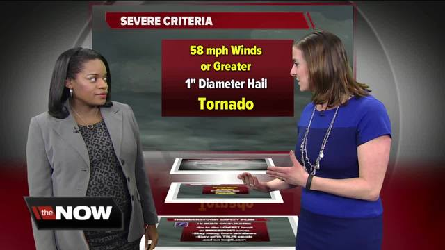 Geeking Out- Tornado safety and severe weather awareness