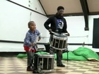 MKE man helps kids march to an inspiring beat