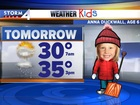 TODAY'S TMJ4 Weather Kids [PHOTOS]