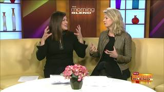 Molly and Katrina with the Buzz for April 19!
