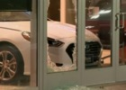 Car dealership break-in leads to chase