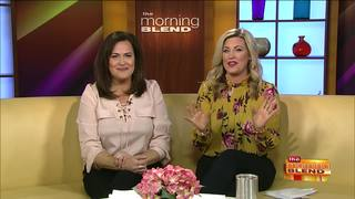 Molly and Tiffany with the Buzz for April 20!