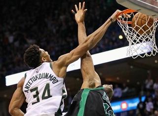GAME 4 FINAL: Bucks 104, Celtics 102