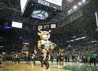 GAME 4: Milwaukee Bucks vs. Boston Celtics