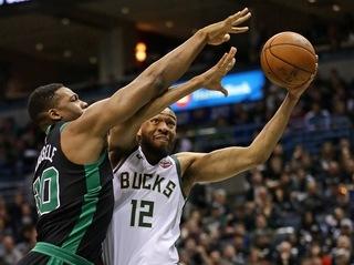 PHOTOS: Bucks vs. Celtics - Game 4
