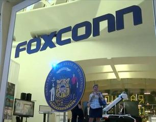 Foxconn to invest in water recycling system