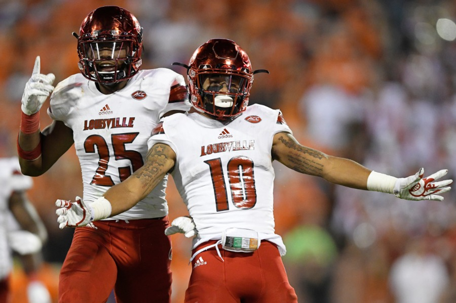 New Green Bay Packers Draft Pick Jaire Alexander Shows Off