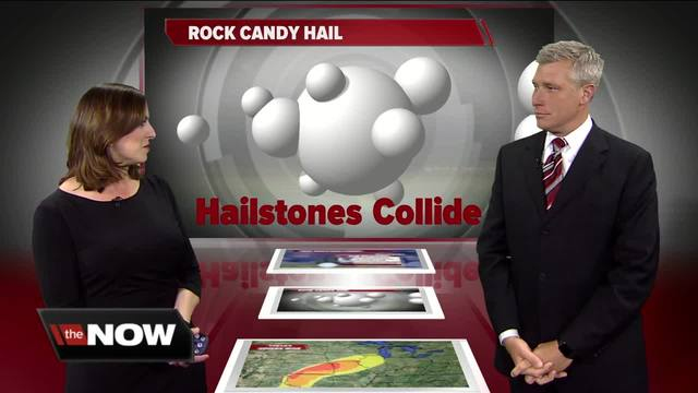 Geeking Out- Rock Candy Hail
