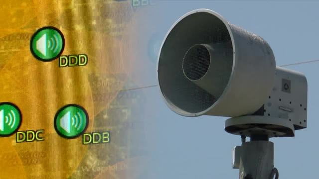 Milwaukee County Tornado Sirens Now Encrypted To Guard