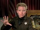 Deputy recalls her near fatal drug exposure