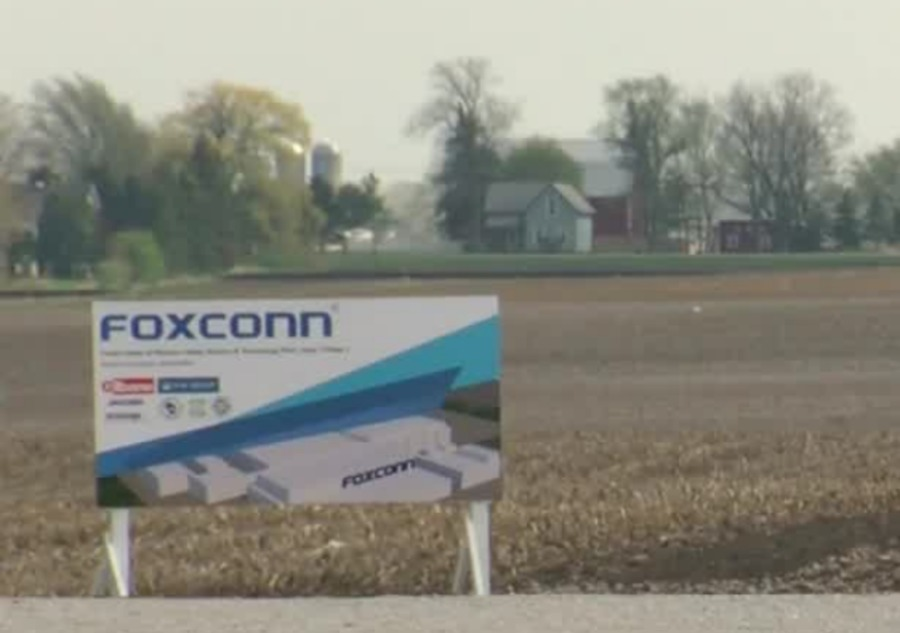 Mount Pleasant May Take Remaining Properties In Foxconn Area Through Eminent Domain Tmj4