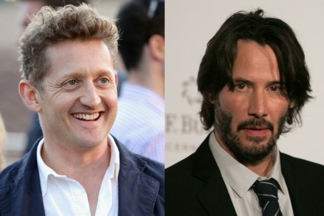 Keanu Reeves and Alex Winter to reunite for 'Bill & Ted 3'