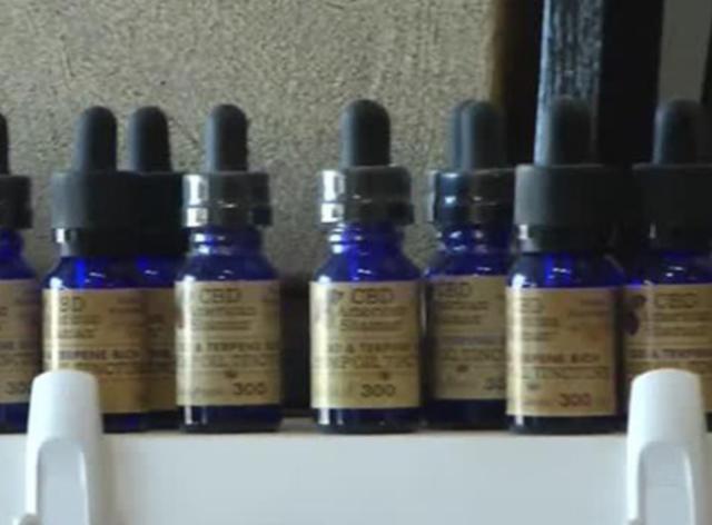 DOJ: CBD produced under hemp program is legal