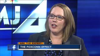 Ask the Expert: Foxconn affecting local business