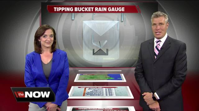 Geeking Out- Tipping bucket rain gauge