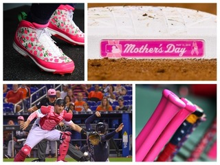 PHOTOS: The best Mother's Day jerseys in MLB