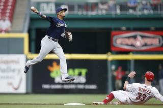 Milwaukee Brewers sport best defense in MLB